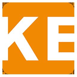 Tastiera e mouse Wireless QWERTY italiana con tastierino numerico KIT Typewriter retro vintage Color Wood